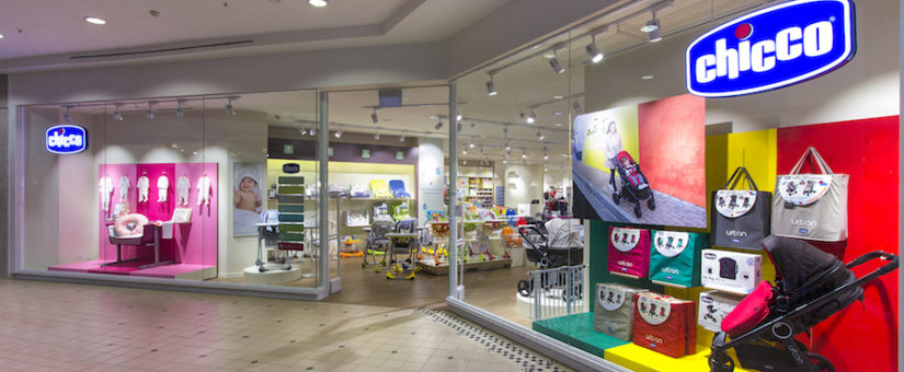 Chicco Store Front