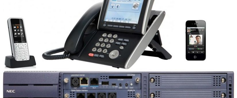 Iscar Tools streamline whole communications platform with NEC SV8100