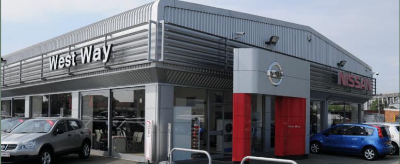 Car Dealership West Way Nissan